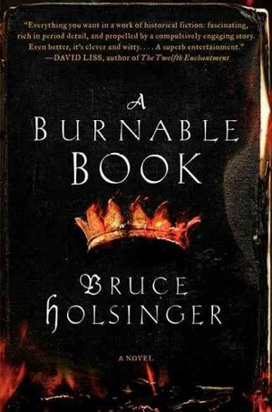 burnable book