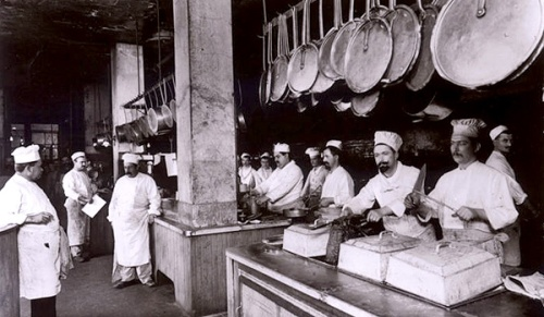 delmonico's kitchen