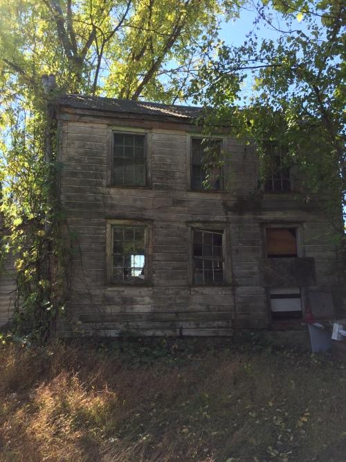 ghost barn